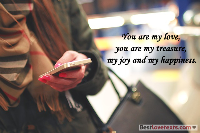 Love SMS to your Soul Mate