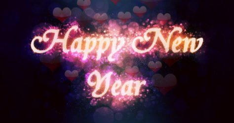 New Year Romantic Wishes