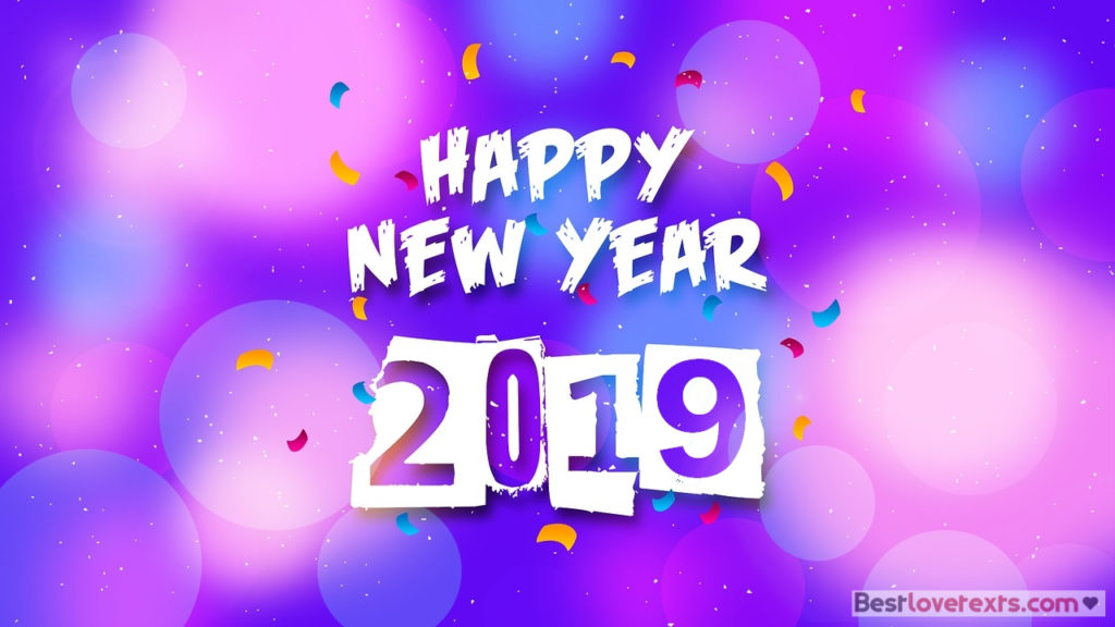 Happy new year comment images 2019 lover wishes
